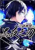 刀剑神域:黑夜之刃小说