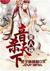 《美人祸:音杀天下》小说封面