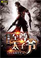 《特种兵之至尊太子爷》小说封面