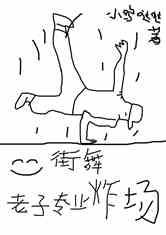 街舞:老子专业炸场!