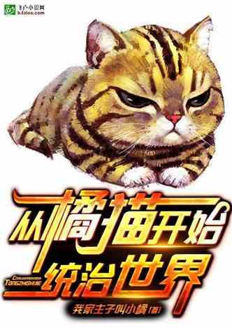 从橘猫开始统治世界