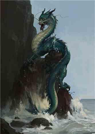 灵气复苏:开局召唤远古神龙