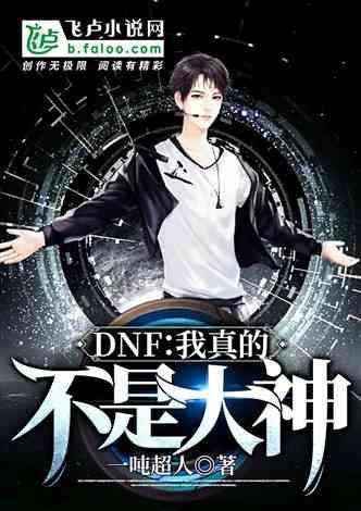 DNF:我真的不是大神