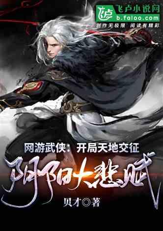 网游武侠:开局天地交征阴阳大悲赋