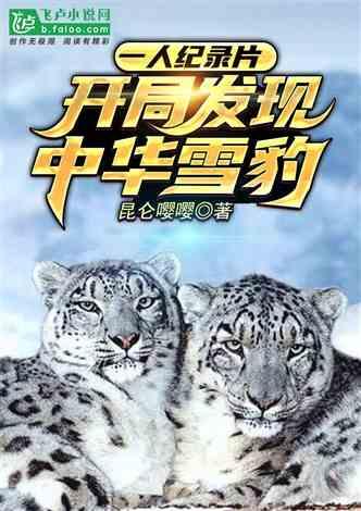 一人纪录片:开局发现中华雪豹