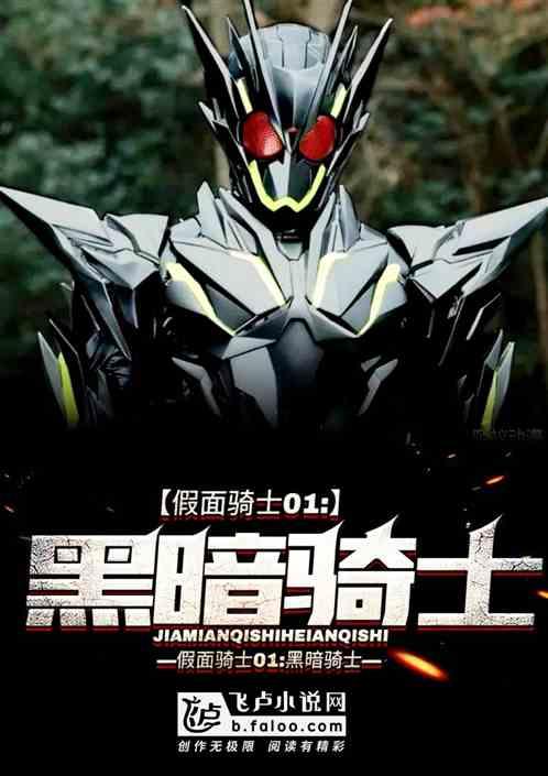 假面骑士01:黑暗骑士