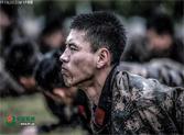 特战队员的超极限训练