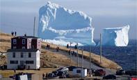 北半球夏天已经到来,挪威加拿大仍是寒冬。